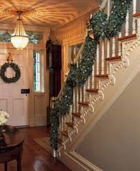 24 Awesome Christmas Staircase Decor Ideas – 24 SPACES Christmas Decorating Ideas For Porch Railings Rainforest Islands Christmas Garlands With Lights For Stairs Happy Holidays Banister Garland Staircase Idea Via The Diy Village Decorations Beautiful Using Red And Decor You Adore Mantels Vignettesa Quick Way To Add 25 Unique Garland Stairs On Pinterest Holiday Baby Nursery Inspiring The Stockings Were Hung Part Staircase 10 Best Ideas Design My Cozy Home Tour Kelly Elko
