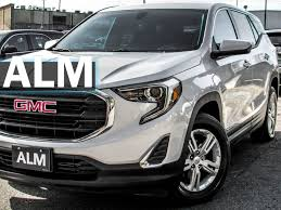 100 Drs Truck Sales 2018 Used GMC Terrain AWD 4dr SLE At ALM Gwinnett Serving Duluth GA