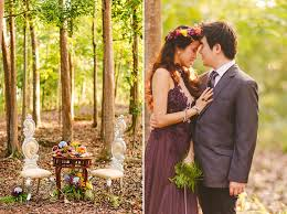 Cuckoo Cloud Concepts Andrew And Iris Engagement Session Enchanted Forest Whimsical Woodland Prenup Cebu Wedding Stylist