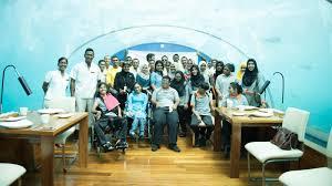 100 Conrad Maldive S Rangali Island Participates In Hilton Worldwides