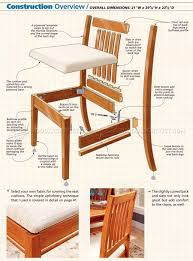 100 Wooden Dining Chairs Plans Wood Chair Room Chair Woodworking Counter Height
