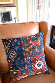 Kilim Pillow - Persian Rug Pillow - Oriental Carpet Cushion ... Cool Collaboration Jenni Kayne X Pottery Barn Kids The Hive Best 25 Kilim Pillows Ideas On Pinterest Cushions Kilims Barn Wall Art Rug Instarugsus Turkish Pillow And Olive Jars No Minimalist Here Cozy Cottage Living Room Wall To Bookshelves Pottery Potterybarn Pillows Ebth Unique Common Ground Decorating With And Rugs 15 Beautiful Home Products In Marsala Pantones 2015 Color Of Cowhide Rug Jute Layered Rugs Boho Modern Rustic Home Decor Wood Chain Object Iron