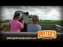 Northeast Iowa Pumpkin Patches by Fall Fun In Decorah Ia At Pinter U0027s Gardens And Pumpkins Www