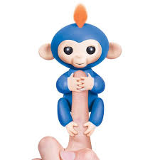 Fingerlings Interactive Toy Monkeys