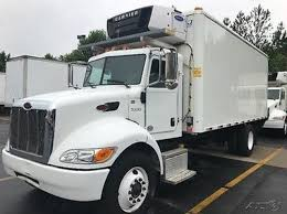 Peterbilt Van Trucks / Box Trucks In Georgia For Sale ▷ Used Trucks ...