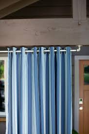 Electrical Conduit Curtain Rods by Best 25 Outdoor Curtain Rods Ideas On Pinterest Outdoor