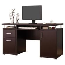 Whalen Greenwich Computer Desk Hutch Espresso by 28 Studio Computer Desks Wood Computer Desk In Black And