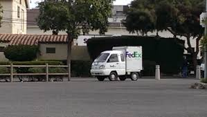 100 Where Is The Fedex Truck FedEx Truck On Catalina Island Funny