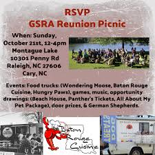 100 Food Trucks Baton Rouge 2018 GSRA Reunion Picnic