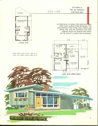 100 Mid Century Modern Home Floor Plans Pin By Chris G On Vintage Architecture House Plans