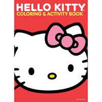 Quick Shop Hello Kitty Coloring Activity Book