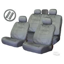 100 Semi Truck Seats New Custom Premium Grade Grey Velour Car Seat And