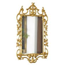 Katherines Collection Halloween Mirror by Scrolled Chippendale Gold Mirror Mirrors Mirrors Home Decor