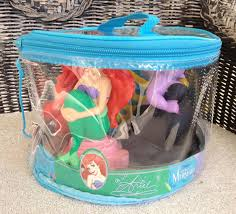 Disney Little Mermaid Bathroom Accessories by Amazon Com Disney Park Little Mermaid Ariel Ursula Flounder