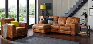 Brown Couch Living Room Decorating Ideas by Brown Sofas Dfs