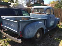 100 5 Window Chevy Truck For Sale 193 Window Pickup Project Has Plenty Of Potential If The