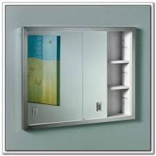 broan nutone recessed medicine cabinet cabinet home design