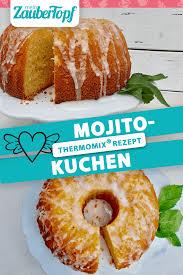 mojito kuchen