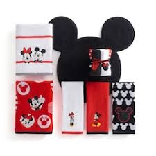 Mickey And Minnie Mouse Bath Decor by Minnie Mouse Kohl U0027s