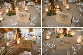 Rustic Winter Wedding Ideas A At Cripps Barn With DIY Home Made Decor