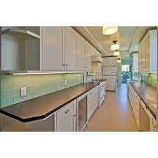lush surf 4x12 aqua green glass subway tile kitchen installation