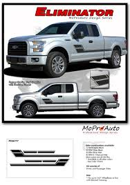 100 Truck Pro Memphis ELIMINATOR 20152019 Ford F150 Side Decals Vinyl Stickers 3M