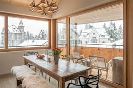 Alpine Interiors 2 Rustic Dining Room By FVDB Photography