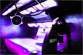 what is a high pressure tanning bed days tanning