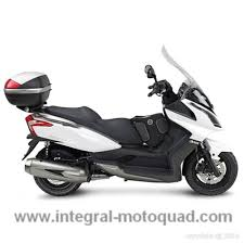 support top givi monolock pour kymco 125 300 dink
