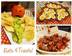Pumpkin Throwing Up Guacamole With Cheese Dip by Guacamole Dip Great For Halloween Parties Looks Like A Pumpkin