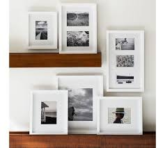 Wood Gallery Frame In A Box Set White