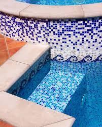 swimming pool tiles designs brilliant mosaic glass tile design