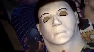 Halloween H20 Mask Unboxing by Halloween 7 Mask U2013 October Halloween Calendar