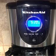 KitchenAid 12 Cup Programmable Coffee Maker Reviews