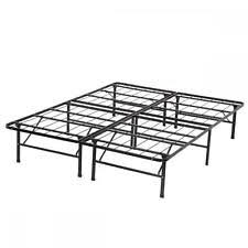 Platform Metal Bed Frame by Folding Bed Frame Ebay