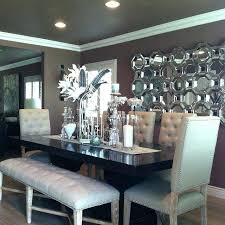 New Mirrored Dining Table Set Z Gallerie And Chairs Chair Charming