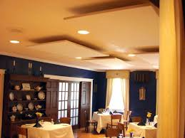 Soundproof Above Drop Ceiling by Ceiling Clouds Suspended Acoustic Solutions