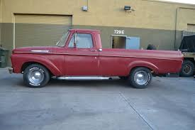 100 Unibody Truck 1962 Ford F100 For Sale In Long Beach CA 5miles Buy And Sell