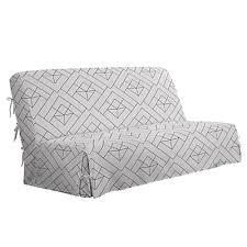housse de canapé grise housses de clic clac et bz clic clac bz canapes décoration