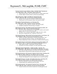 Insurance Resume Examples Life Samples Objective Underwriting