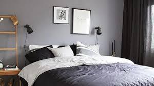 exemple de chambre imposing exemple chambre a coucher grise et blanc photos de design