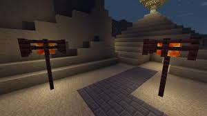 Minecraft Glowstone Lamp Post by Minecraft Ceiling Light Ceiling Designs
