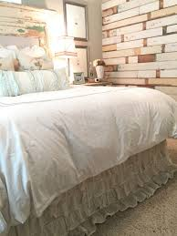 Bedrooms Bedskirt Gingham Bed Skirt