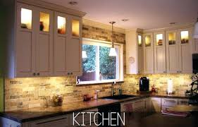 lighting inside kitchen cabinets kitchen cabinets lights inside