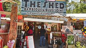 The Shed Barbeque Ocean Springs Ms by Dream Town Ocean Springs Ms Coastal Living