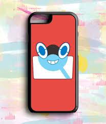 Pokemon Ultra Sun Moon Rotom Pokedex Phone Cases for iPhone X 8