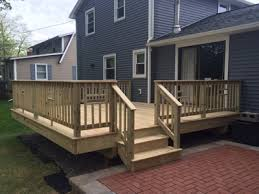 Deck Builders Rochester NY Deck Patio Contractor Webster Fairport