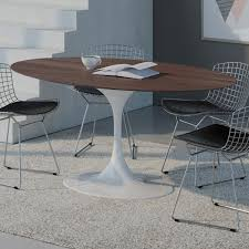 Dining Table Elegant Oval Tulip Dining Table Oval Tulipu201a Dining Tables