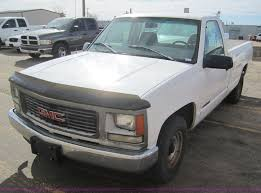 1997 GMC Sierra C1500 SL Pickup Truck | Item 3212 | SOLD! Ap... 1997 Gmc 3500 Dump Truck With Plow For Auction Municibid Sierra 1500 Photos Informations Articles Bestcarmagcom Pin By Blake Finch On Old Truck New Rims Pinterest Chevrolet Sonoma Specs And Strongauto Pickup Item Da3318 Sold Marc 2500 Questions Are The Tail Dash Lights Controlled Gmc W 75 Fisher Minute Daily Driver Sale In Sierra Sle Id 19433 Sierra Pu Weaver Bros Auctions Ltd