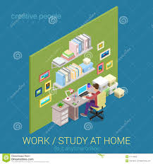 Freelance, Work And Study At Home Flat 3d Web Isometric Concept ... Freelance Programmer Coder Character Dude Work Stock Vector 100 Design Jobs Working From Home Freelancers News Topics Homefreelanceold Computer Books Objects On Set Flat Elements Office 207426172 Stunning Graphic Designer Photos Decorating Glamorous Wonderful Fresh At Best 3 22478 And In Workplace Fniture Concept Images Web
